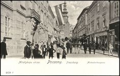 Bratislava, Times