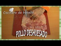 """POLLO DESHUESADO. """"Pollo deshuesado para arrollado o matambre."""" - YouTube"""