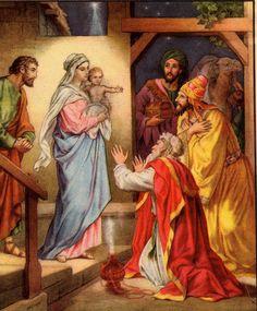 Jesus and the 3 Kings.jpg (1264×1527)