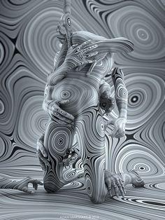 Latest Art by Adam Martinakis