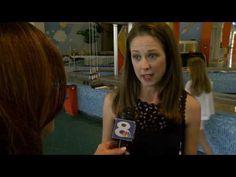 Gayle Guyardo visits Glazer's Childrens Museum