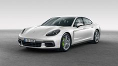Porsche just unveiled a new model of its Panamera hybrid - and it looks amazing