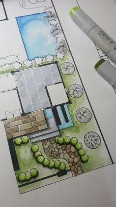 Landscape Masterplan Architecture Presentation 59 New Ideas Architecture Site, Masterplan Architecture, Landscape Architecture Drawing, Architecture Presentation Board, Architecture Concept Drawings, Landscape Sketch, Landscape Design Plans, Landscape Drawings, Cool Landscapes