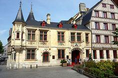 Hôtel de Bourgtheroulde (Rouen, Seine-Maritime)