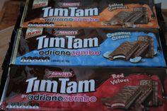 Planet Bake Life: Red Velvet Chocolate Tim Tam Milkshake