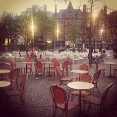 Sheffield's Peace Gardens - Just before the Social Sheffield Social Media Launch Party #socialsheffield #sheffield