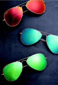 Ray Ban, love them all