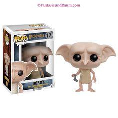 Pop! Movies: Harry Potter – Dobby  Spare mit unserer Punktekarte 1€  Nr. 17