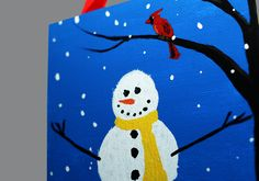 Snowman designs now on Etsy!