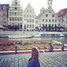 Visit Gent - Instagrid