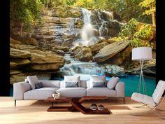 Waterfall in Chiang Mai, Thailand  92590