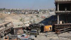 Regime strike syria