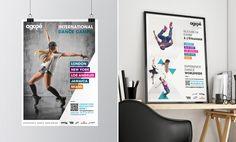 Depuis 2007, Agapé Voyages offre des stages de danse à l'international, pour des jeunes de 11 à 20 ans. Responsable de la communication des stages de danse depuis 3 ans, j'ai conçu un logo fort communiquant l'amour infini de la danse et du voyage, allié …