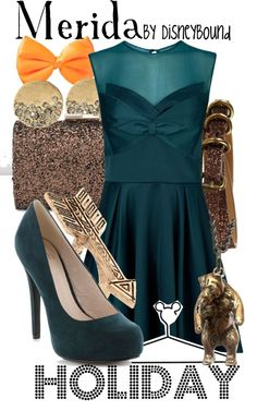 """Merida"" by lalakay ❤ liked on Polyvore"