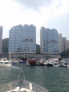 Apartment  buildings :)