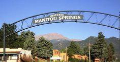 Manitou springs. Colorado