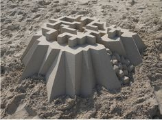 """My """"Sand Castles"""" 