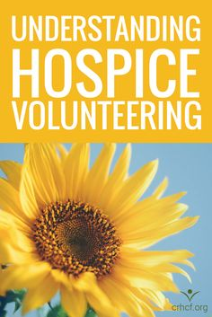 Understand what it means to be a hospice volunteer and the tremendous impact volunteers have on the lives of those on the end-of-life journey.