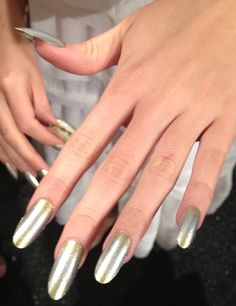 Our Top 10 New York Fashion Week Manicures #Birchbox