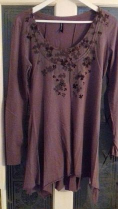 3faa9d60df3 Ladies MARKS & SPENCER waterfall Tunic Top Size 14 #fashion #clothes  #shoes