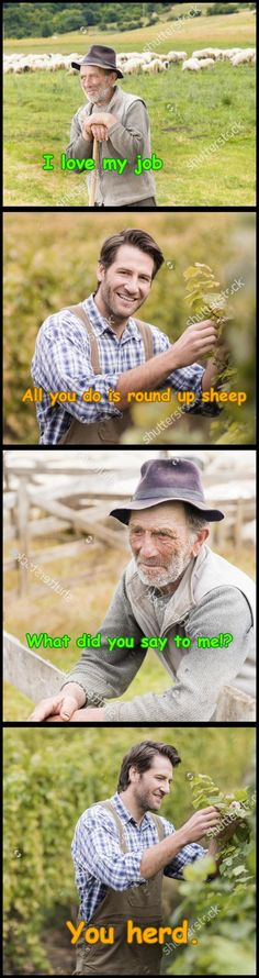 i'm ashamed that i laughed