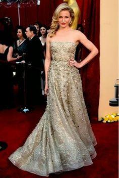 Cameron Diaz Oscar de la Renta 2011 Best Academy Awards Dresses