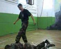 Russian Martial Art System Sibirskiy Viun - Novosibirsk 2008 - YouTube
