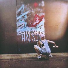 don't talk to me until you've listened to badlands.