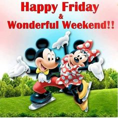 Happy Friday And Wonderful Weekend friday happy friday tgif good morning friday quotes good morning quotes friday quote happy friday quotes good morning friday cute friday quotes disney friday quotes Happy Day Quotes, Good Day Quotes, Morning Greetings Quotes, Its Friday Quotes, Friday Humor, Good Morning Quotes, Daily Quotes, Weekend Greetings, Morning Pics