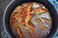 Porter-Walnuss-Kruste im Topf gebacken (Rezept mit Bild) | Chefkoch.de