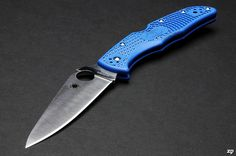 Spyderco Endura by ZORIN DENU, via Flickr