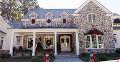 design indulgence: Atlanta Homes & Lifestyles Christmas Showhouse
