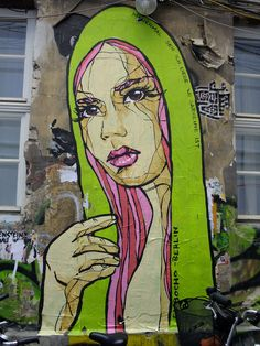 El Bocho - Street Artist | Berlin, Germany