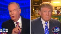 Listen to the Answer Donald Trump Gives When Bill O'Reilly Presses Him to Get Specific on Plan to Make Mexico Pay for Wall: 'So Simple'