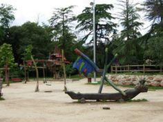 EL PARC DE CAN RIUS, A CALDES DE MONTBUI To Go, Park, Exit Slips, Parks, Childhood Games, Wood, Places, Exit Room