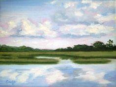 Original Oil Painting Fine Art Impasto by rebeccacroftstudios, $89.00