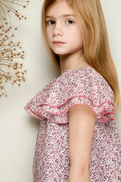 British Kids fashion style from Miss Hall for fall/winter 2014