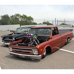 AWSOME Blown Chevy C10