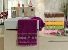 VORTEX COTTON 30*50 منشفة قطنية باشكال لولبية