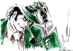 あしたのジョー/Ashita no Joe/Goromaki  Gondo羽山淳一氏 / あしたのジョー|Cinnamonの気まぐれブログ