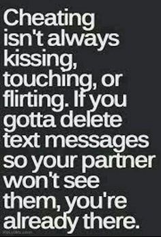 There's nothing worse than knowing more about someone's relationship than they do...