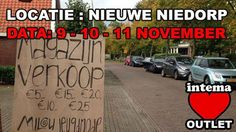 Kinderkleding Winter Outlet -- Nieuwe Niedorp -- 09/11-11/11