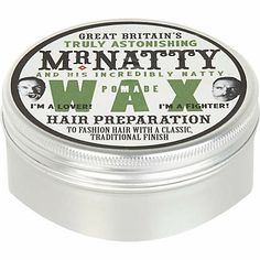 Mr Natty pomade wax