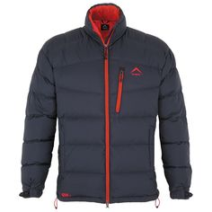 K-Ways Siberia is a nylon and polyester jacket with a white goose down filling and water-resistant coating. The shell is windproof and vapour permeable, while the down has superior insulating properties and helps to minimise odours caused by perspira Mountain Biking, Outdoor Gear, Motorcycle Jacket, Shell, Hiking, Camping, Water, Jackets, Outfits