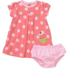 Walmart Baby Girl Clothes Adorable Child Of Minecarter's Newborn Baby Girl Long Romper  Walmart Decorating Inspiration