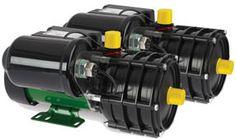 Salamander ESP150 CPV SB 4.5 Bar Super Booster Shower Pump