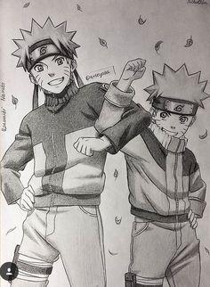 Naruto|Drawing Manga Naruto, Naruto Shippuden Characters, Naruto Vs Sasuke, Wallpaper Naruto Shippuden, Naruto Shippuden Sasuke, Naruto Wallpaper, Anime Characters, Naruto Sketch Drawing, Naruto Drawings