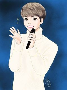 #Jonghyun #SHINee #FanArt