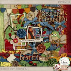 $1.70 Sunday only! Season of Friendship Kit