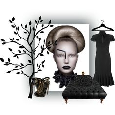 alexander mcqueen, created by amanda-lewis-perkins on Polyvore